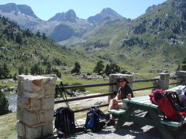 Pyrénées : Lacs de la Cardinquère:Embarrat (2078m)-Pourtet (2420m)-Nère (2309m) 53