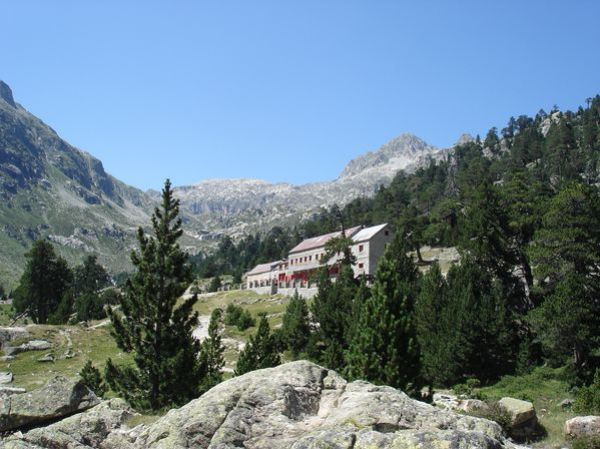 Pyrénées : Lacs de la Cardinquère:Embarrat (2078m)-Pourtet (2420m)-Nère (2309m) 55