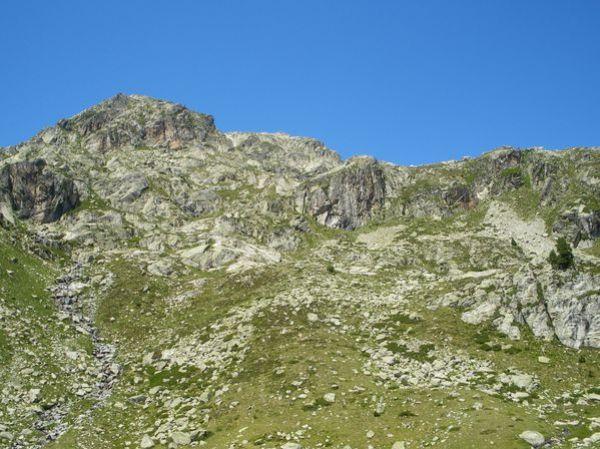 Pyrénées : Lacs de la Cardinquère:Embarrat (2078m)-Pourtet (2420m)-Nère (2309m) 45