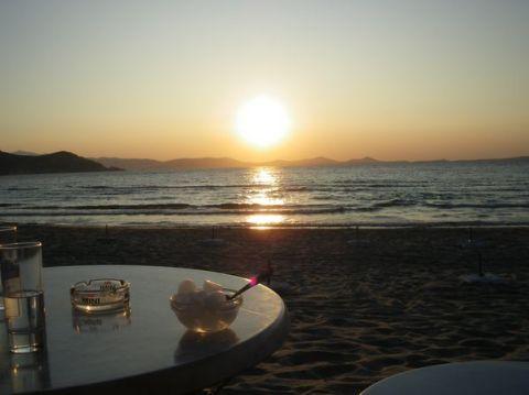 Naxos: Presqu'île de Prokopios et plage d'Agia Anna 25