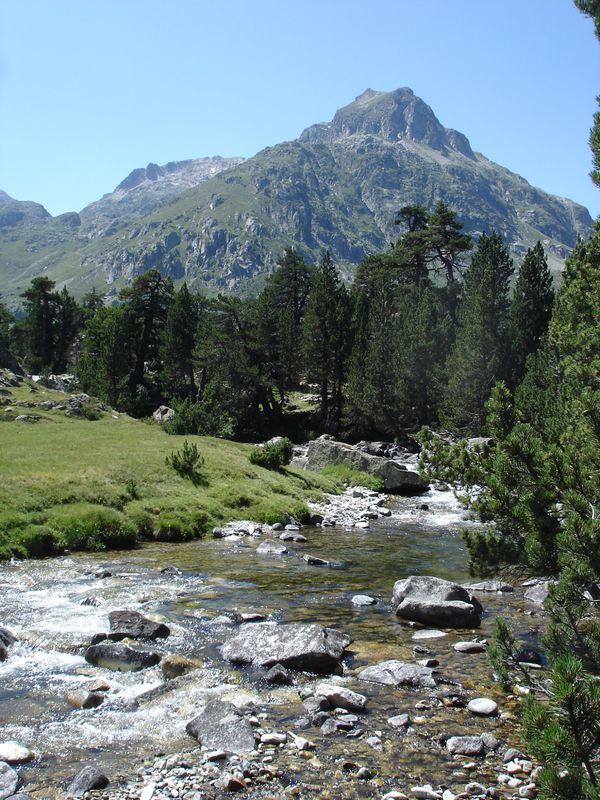 Pyrénées : Lacs de la Cardinquère:Embarrat (2078m)-Pourtet (2420m)-Nère (2309m) 56
