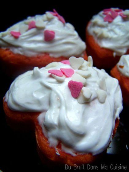 Muffins à la barbapapa ; régression dans l'enfance (Recette americaine) 2