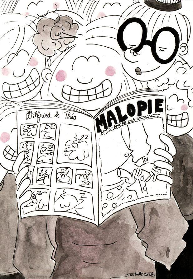 wilfried et théo - malopié tous ensemble