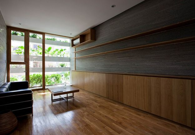 STACKING GREEN HOUSE By VO TRONG NGHIA DAISUKE SANUKI