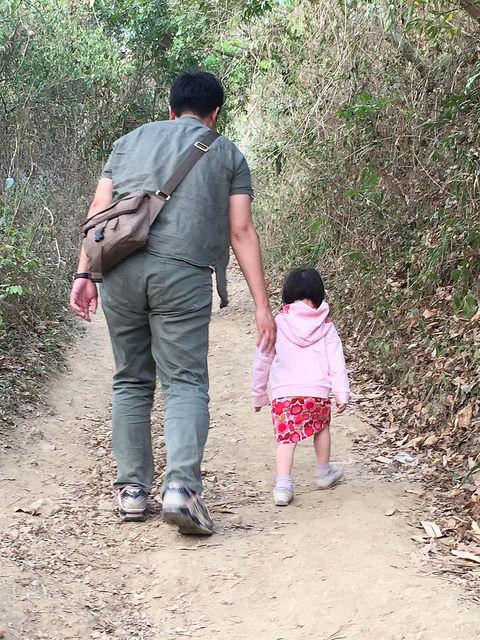 爸爸,讓你的孩子瘋狂的愛上你!— 「態度」