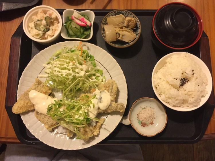 【愛吃府城】三味食堂,日本老闆娘說她開的不是日本料理店?
