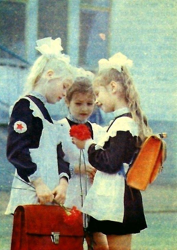Октябрятская звездочка СССР, детство, фотографии