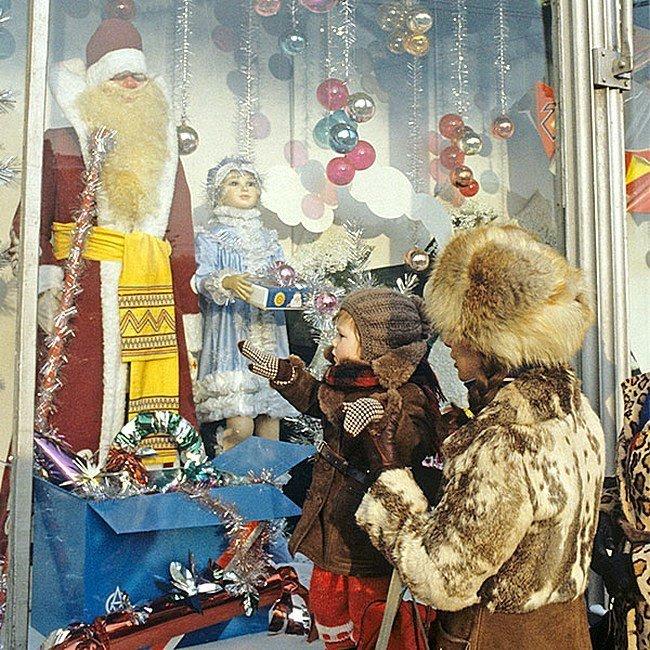 """Витрины """"Детского мира"""". 1987 год. СССР, детство, фотографии"""
