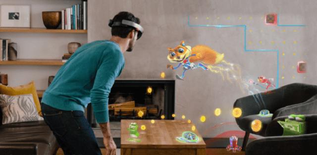 Bir Microsoft Teknolojisi Olan HoloLens'in Teknik Özellikleri