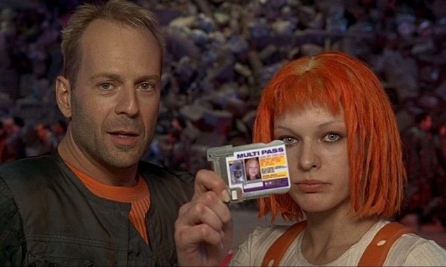 5. Element (The Fifth Element)
