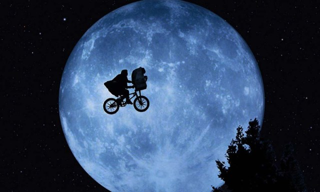 E.T. (Extra - Terrestrial)
