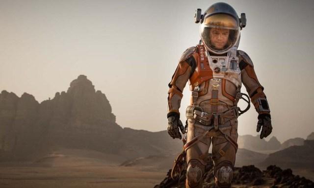 Marslı (Martian)