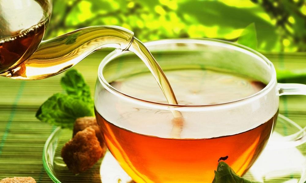 Yeşil Çay Tüketin!