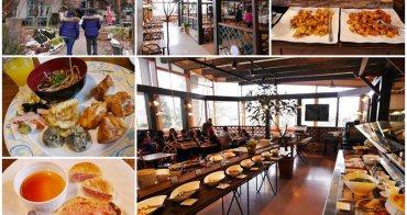 九州熊本美食 はな阿蘇美 日式洋食Buffet~九州最大英式玫瑰園悠閒吃到飽