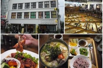 花蓮美食 阿之寶瘋茶館 味噌合鴨蔬菜鍋(食尚玩家)~老建築享在地健康料理