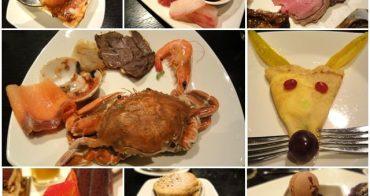 台北寒舍艾美酒店 探索廚房(下)~讓人驚豔的精緻甜點