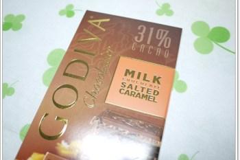 去帛琉必買的GODIVA巧克力~阿一一帛琉藍色海洋之旅