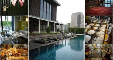 台北W Hotel the kitchen table 假日Buffet (上)(聽說退步很多)~明亮時尚的美食冒險