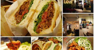 東區韓式漢堡 Triple A Burger 捷運忠孝敦化站美食(已歇業)~首爾火紅泡菜韓式烤肉堡