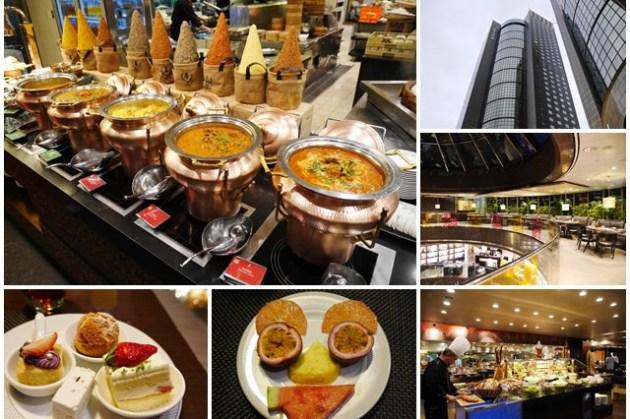 遠東café 晚餐Buffet 香格里拉遠東國際飯店 捷運科技大樓站美食~少見道地印度咖哩烤餅,但有些小遺憾