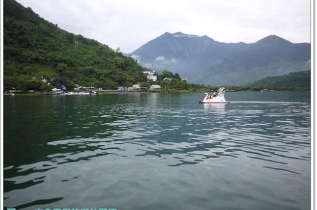 花蓮壽豐景點 鯉魚潭~踩天鵝船貼近湖心之美