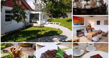 陽明山老屋餐廳 白房子 Yang Ming Café 早午餐/下午茶/手沖咖啡~老美軍宿舍重生,享受過往的風華