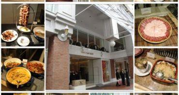 台北老爺酒店 Le Café 咖啡廳下午茶(上)~優雅舒適的午後時光