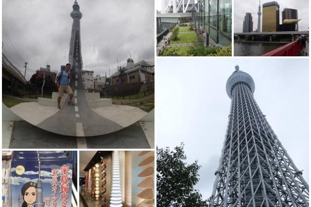 東京景點 淺草漫步晴空塔(天空樹) 拍攝地全公開~阿一一日本東京自助之旅