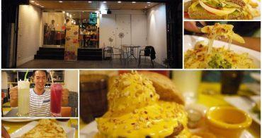 台北大安 微笑先生 Mr.Smile義美式料理(結束營業)~118巷美食,不膩花生牛肉堡