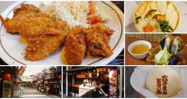 廣島宮島美食 炸牡蠣+紅葉饅頭+星鰻包子~逛商店街宮島美食吃透透