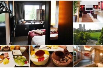東京上野住宿 上野不忍可可大飯店 Hotel Coco Grand Ueno Shinobazu~近上野車站,早餐甜點吃到飽
