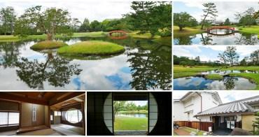 奈良公園景點 名勝旧大乘院庭園~重現奈良第一名園,幽雅靜謐