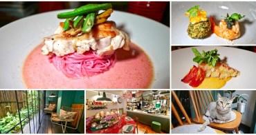 台北無菜單料理 屋頂上的貓食堂 私廚~像到朋友家慶生,有可愛喵喵與溫暖料理