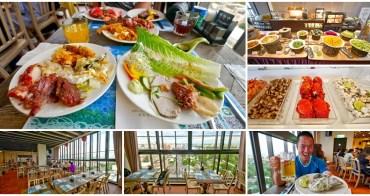 台東飯店自助餐 GAYA HOTEL 晚餐 buffet KI-PA Restaurant海鮮吃到飽~鮮蚵啤酒暢飲,五六日限定