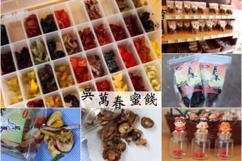 [台南]中西區 伴手禮推薦 武廟蜜餞酸甜好滋味 吳萬春蜜餞