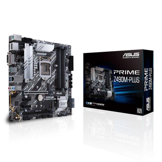 Asus PRIME Z490M-PLUS | PcComponentes.com