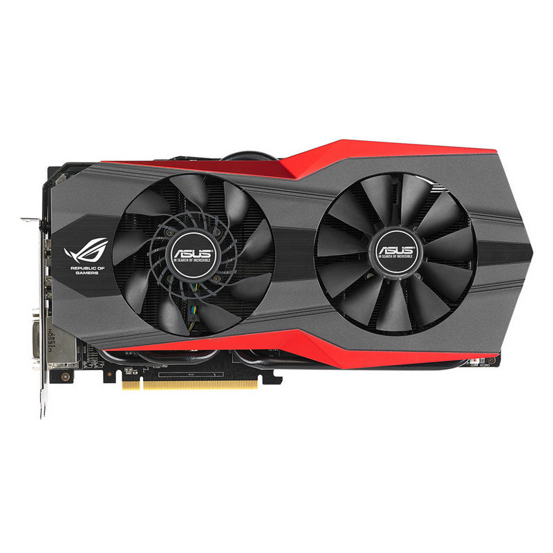 Asus ROG Matrix Platinum Radeon R9 290X 4GB GDDR5