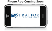 STRATFOR iPhone App