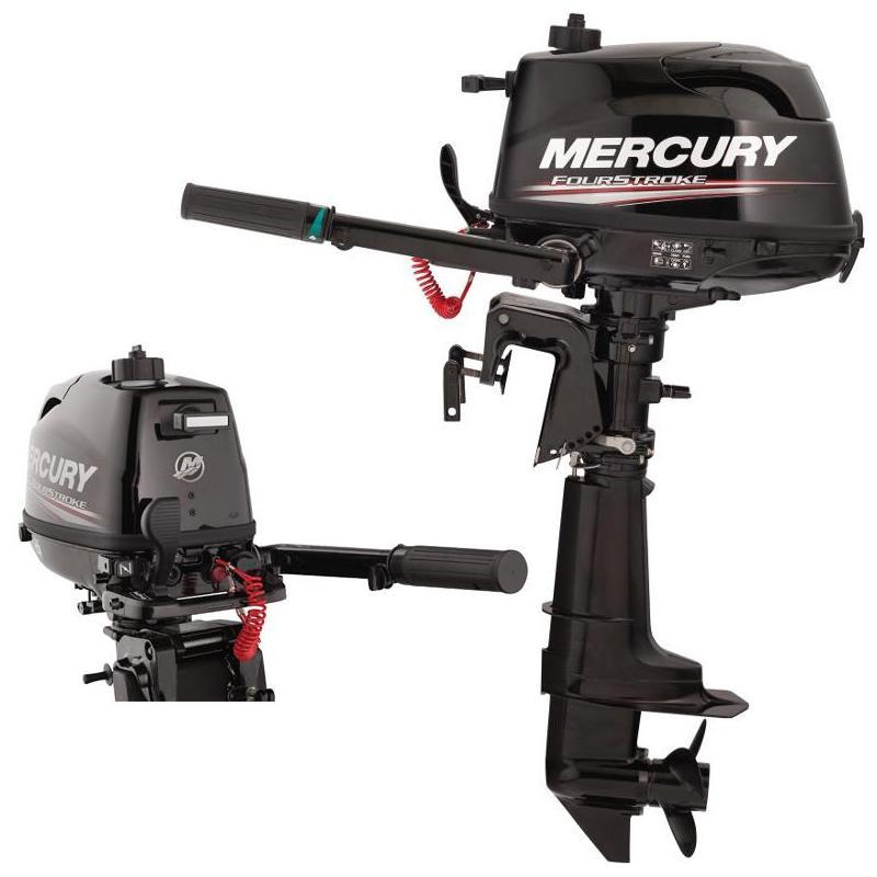 Moteur Thermique Mercury 4 Temps 6cv