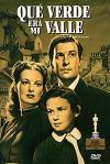 Cartel de la película ¡Qué verde era mi valle!