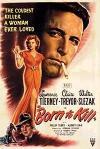 Cartel de la película Nacido para Matar