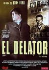 Cartel de la película El delator
