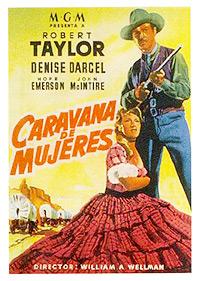 Cartel de la película Caravana de mujeres
