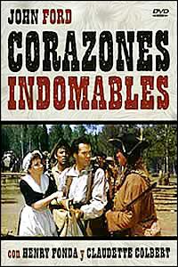 Cartel de la pelicula Corazones Indomables
