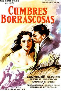 Cartel de la película Cumbres Borrascosas