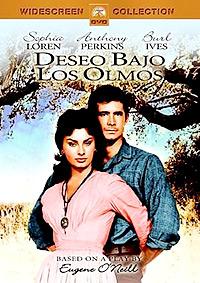 Cartel de la película Deseo bajo los Olmos