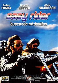 Cartel de la película Easy Rider