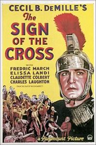 Cartel de la película El signo de la cruz