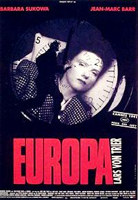 Cartel de la pelicula Europa