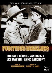 Cartel de la película Fugitivos Rebeldes